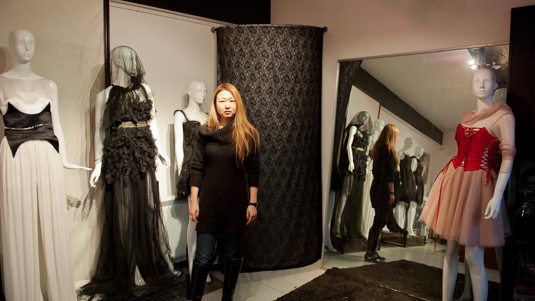 Beijing Fashion Designer Luna