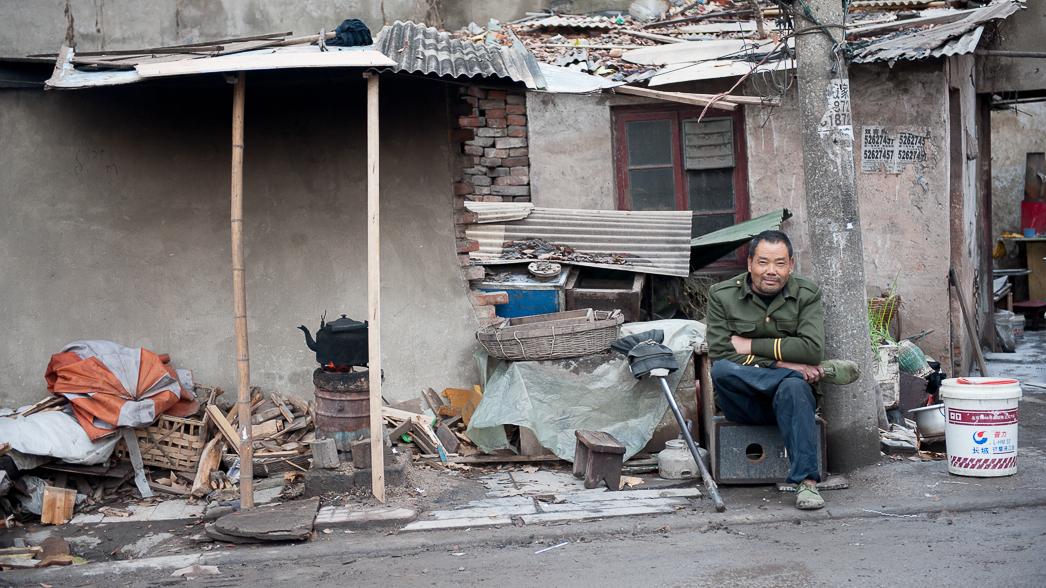 Nanjing, Mr. Qian Dabao